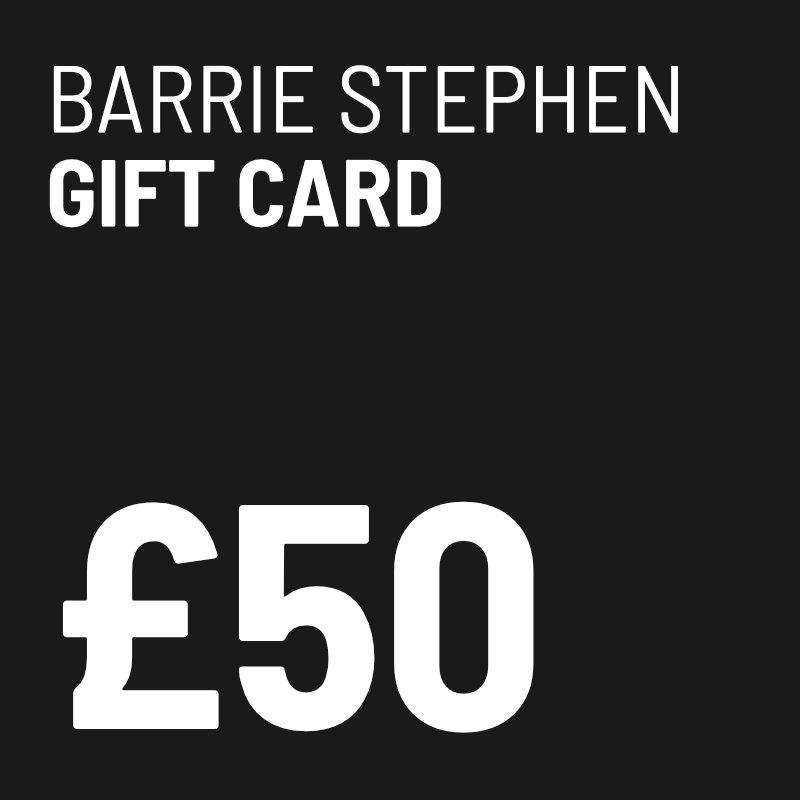 £50 Barrie Stephen Gift Card 0000013