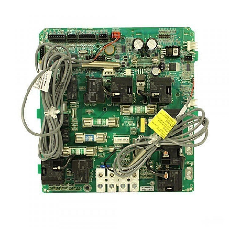 3-60-6040 Hot Tub Control Board Repair 3-60-6040