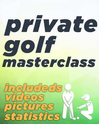 Private Golf Masterclass