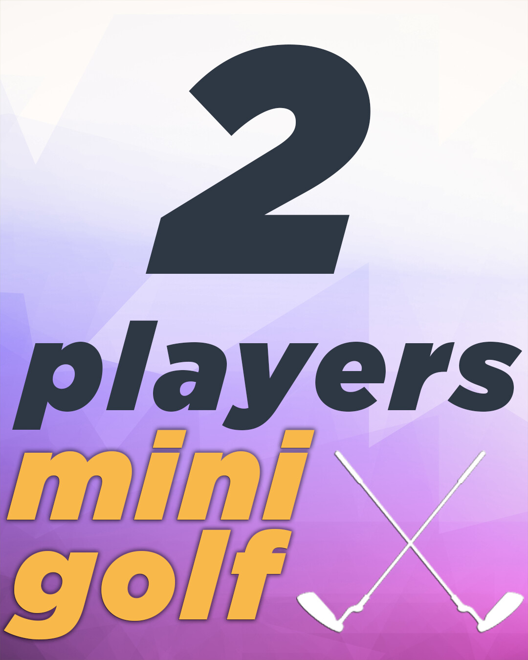 Mini Golf for 2 Players
