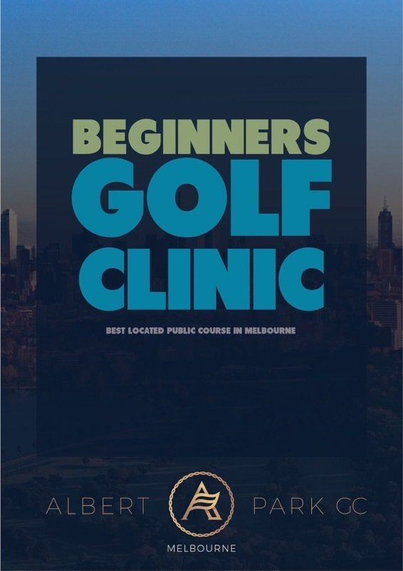 Beginner Golf Clinic VGCB