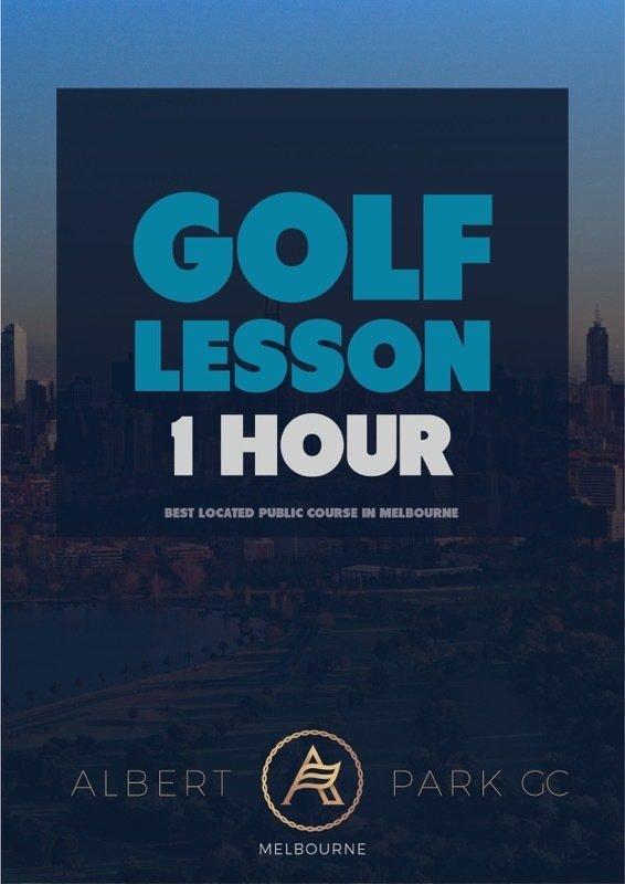 1 hour Golf Lesson VGL1HR