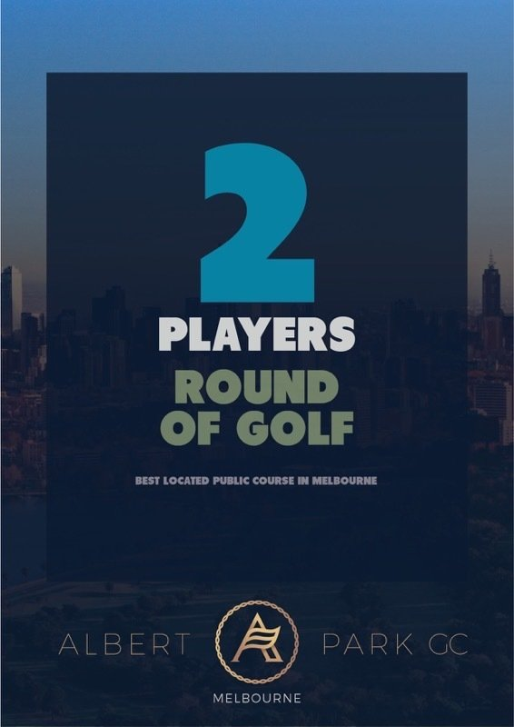 Round of Golf | 2 Players VRG2P