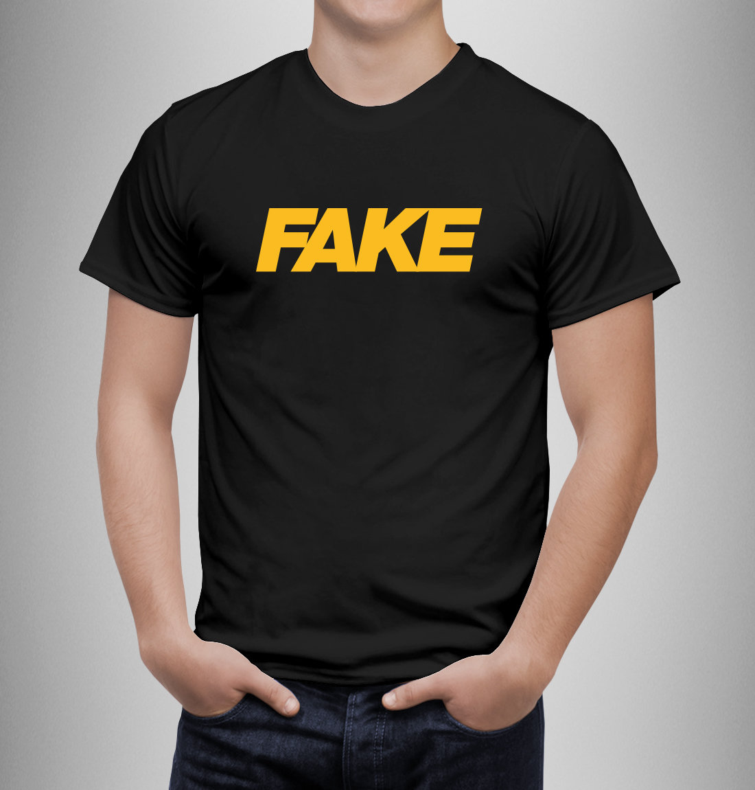 EXCLUSIVE FAKE T-Shirt - Design Yours!