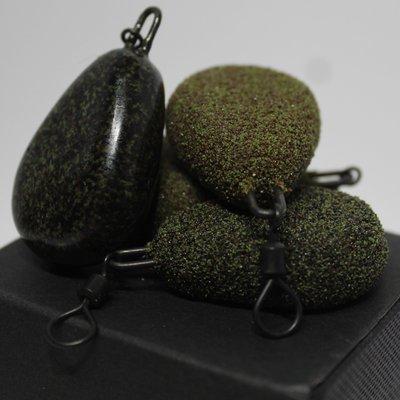 3.5 oz Flat Pear
