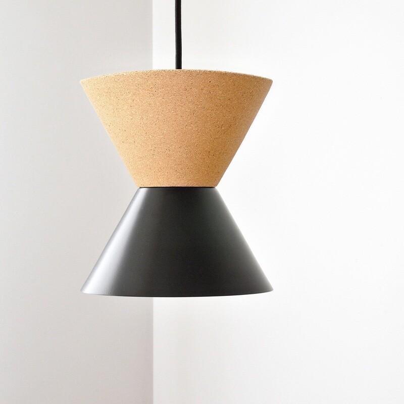 Farol - Cork Ceiling Light