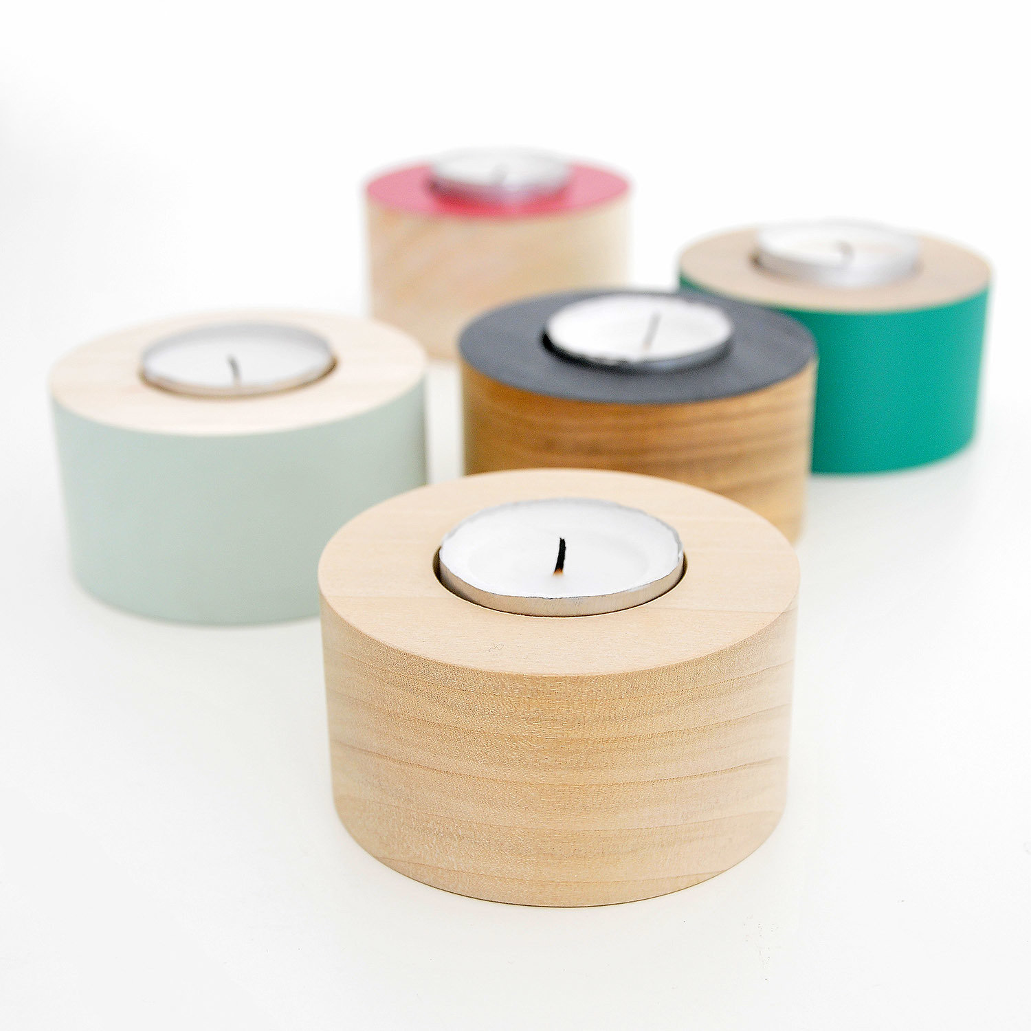Domino Tealight Holder - Base