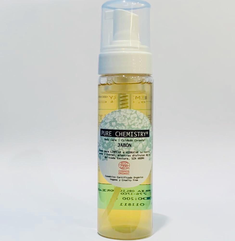 Jabón sin Jabón™ Certificado Orgánico x 200 mililitros