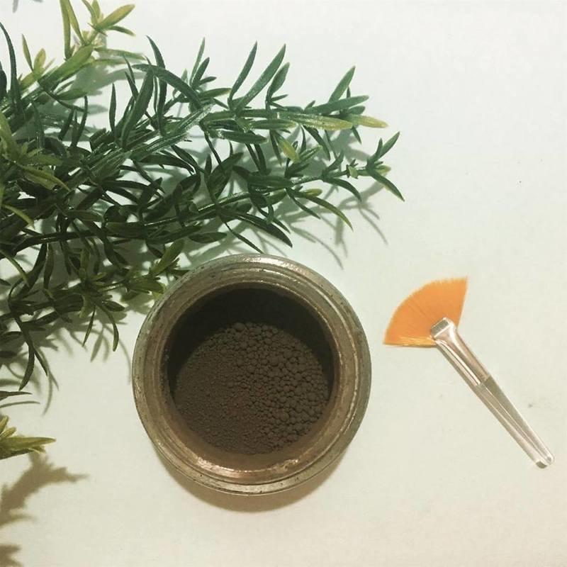 Mascarilla control oleoso y poros : Oryza™ Porcelana PURE CHEMISTRY®  Beauty Powder   x 10 g