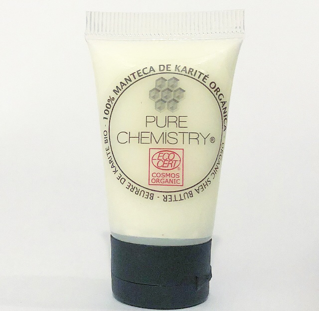 Mantequilla de Karité Certificada x 10 g.