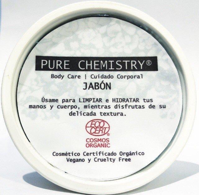 Jabon Sólido Sin Aroma [Jabón con Jabón™] Certificado Orgánico