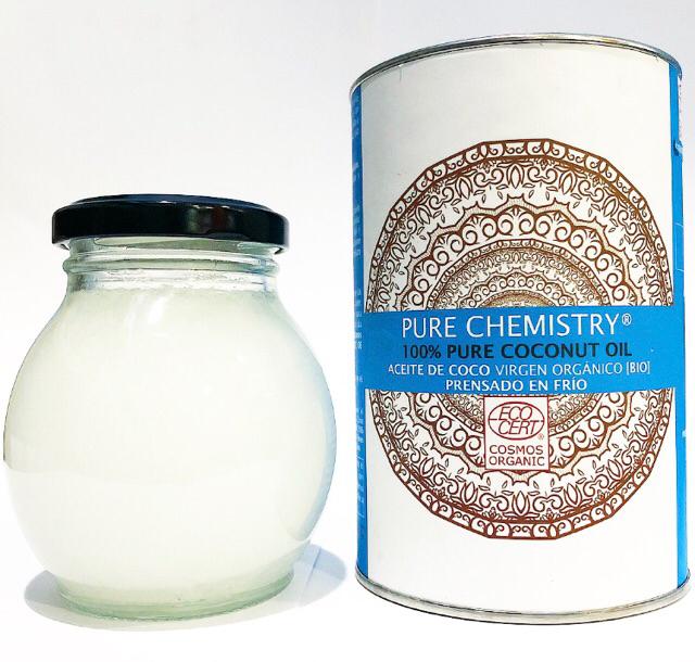 Aceite de Coco PURO  x 200 mL- COSMOS ORGANIC ✅