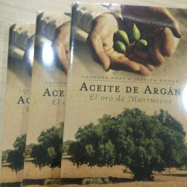 Libro El Aceite de Argán