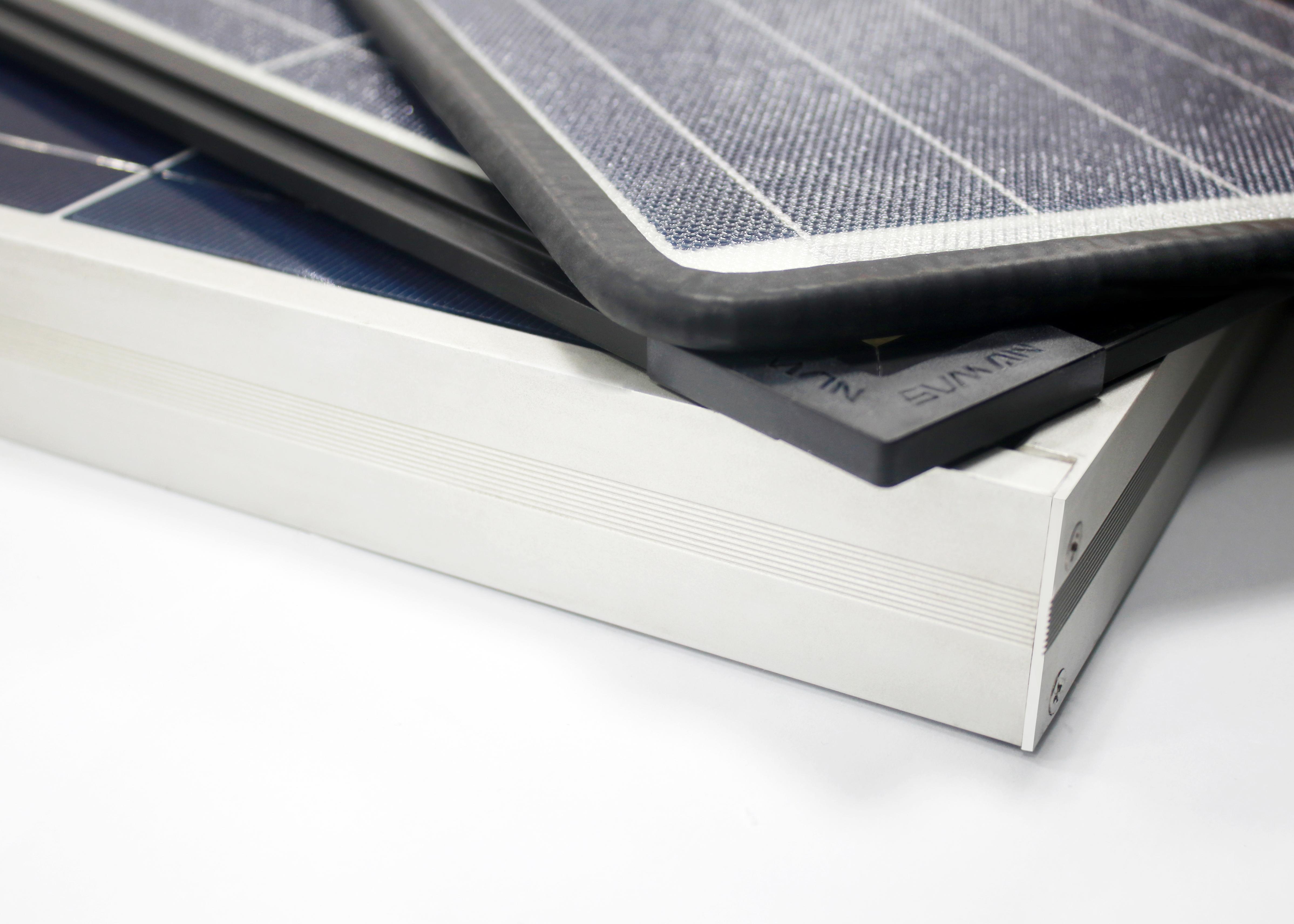"""myCleantechSolarPower™ - PV-Pannel für eine Solaranlage (Dach, Carport oder Fassade) """"Selbstmontage / Selbstbau - do it yourself"""" oder Aufbau durch unsere Fachleute zum FIX PREIS ab..."""