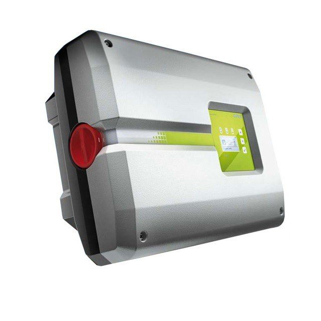 myCleantechSolarTracker™ Solaranalage Wechselrichter KOSTAL 3- Phasig - vorgeschrieben für die Schweiz