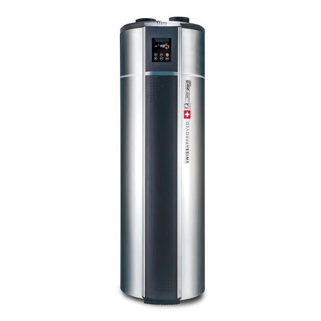 cleantech-cube.org Oekoboiler RS-Oekob 02 150 Liter