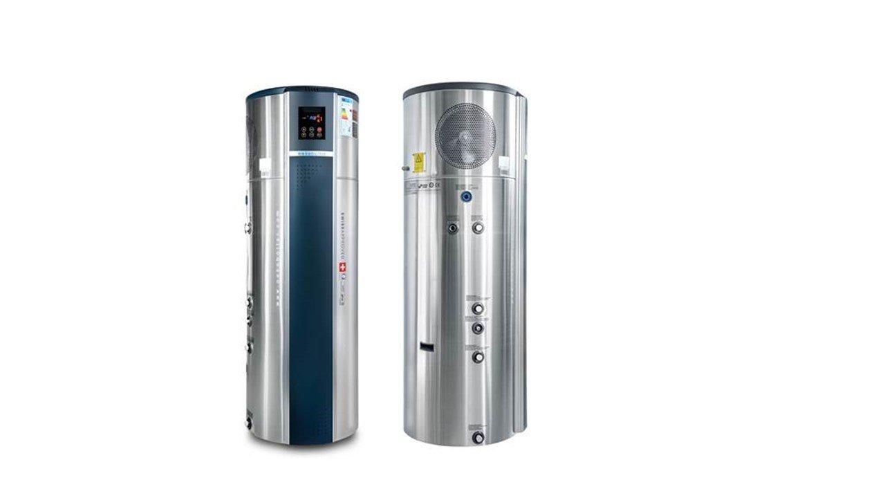cleantech-cube.org Oekoboiler Testsieger 2018 - Modell: RS – Oekob 02 D / 300l – COP 4.2 - Bestätigung des Wärmepumpentestzentrums in Buchs/SG Schweiz