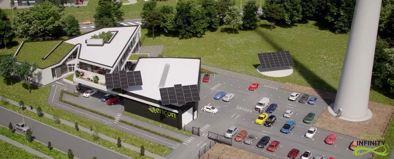 """myCleantechSolarTracker™ - frei stehende der Sonne nachgeführte komplette Solar Anlage zur Strom- / Energieerzeugung """"Einfache Selbstmontage - do it yourself"""" oder Aufbau durch unsere Fachleute ab..."""