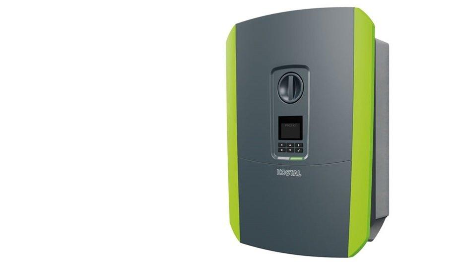 myCleantechSolarPower™ Solaranalage KOSTAL Wechselrichter 3- Phasig -vorgeschrieben für die Schweiz - Musterbild