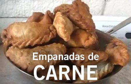 12 Empanadas de Carne/12 Beef Empanadas