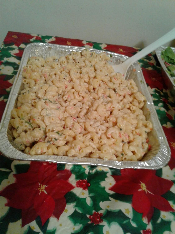 Macaroni Salad/Ensalada de Coditos