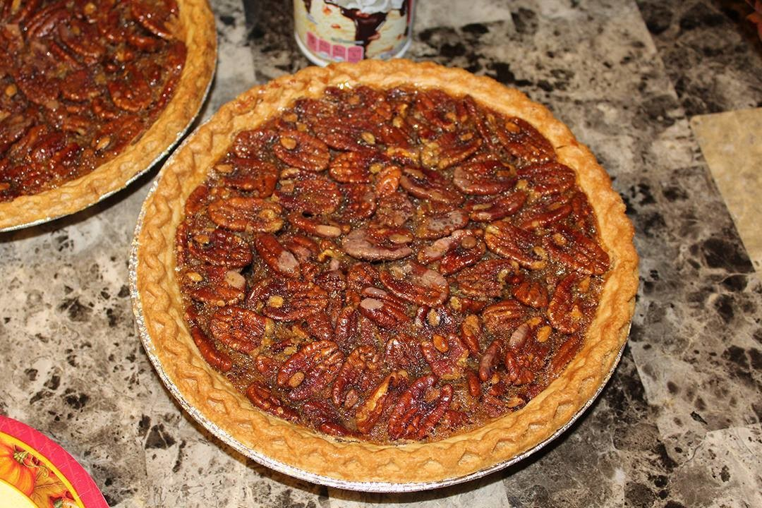 Pecan Pie/Pastel de Nuez