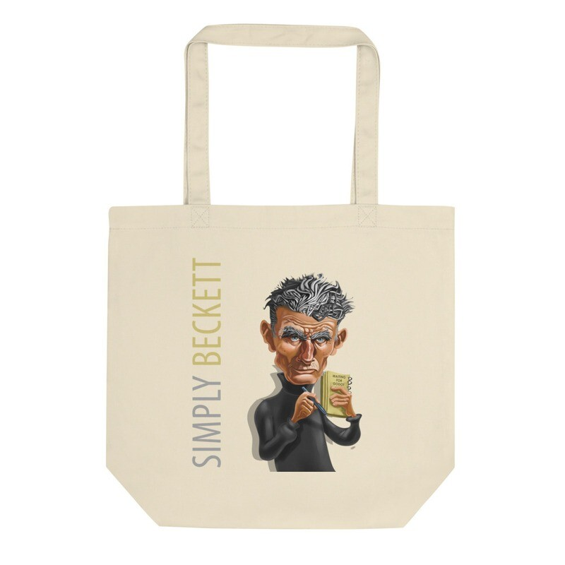 Simply Beckett Cotton Tote Bag