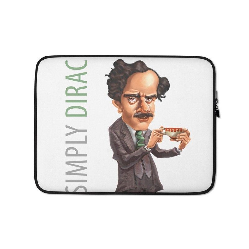 Simply Dirac Laptop Sleeve