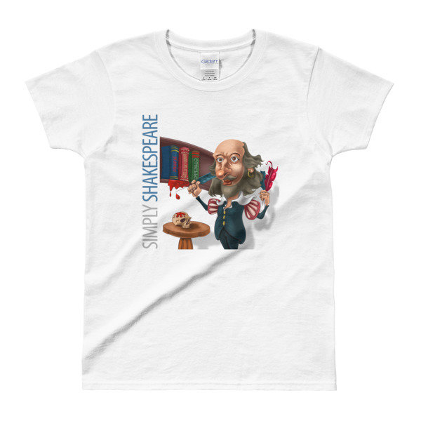 Simply Shakespeare Ladies' T-Shirt