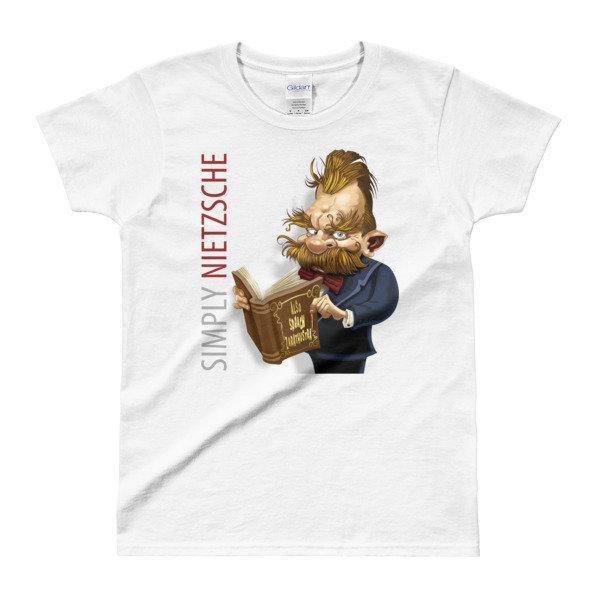 Simply Nietzsche Ladies' T-Shirt
