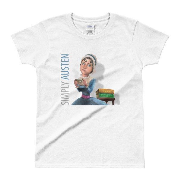 Simply Austen Ladies' T-Shirt 16611