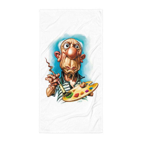 Simply Picasso Towel