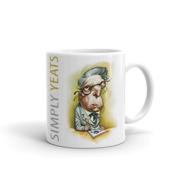 Simply Yeats Mug