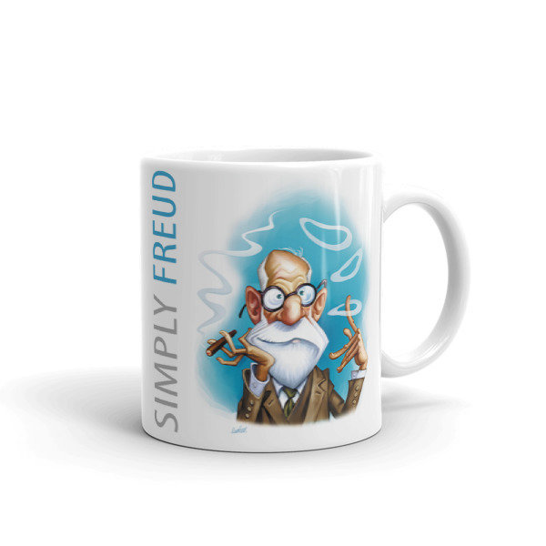 Simply Freud Mug