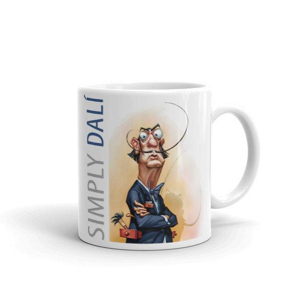 Simply Dalí Mug