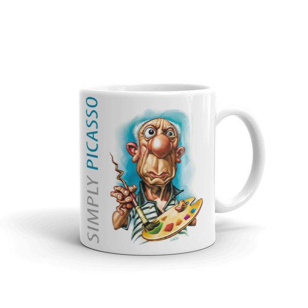 Simply Picasso Mug