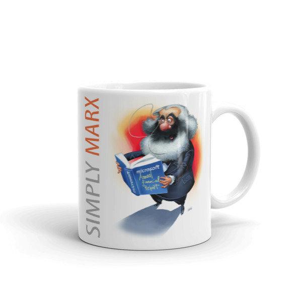 Simply Marx Mug
