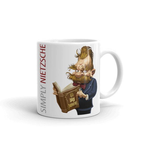 Simply Nietzsche Mug
