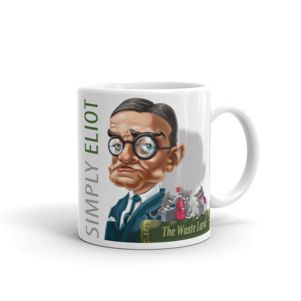 Simply Eliot Mug 16631