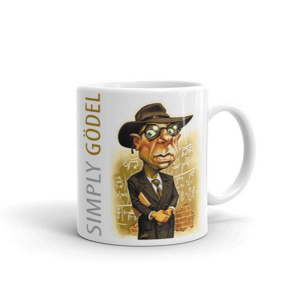 Simply Gödel Mug
