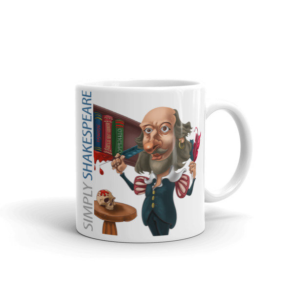 Simply Shakespeare Mug