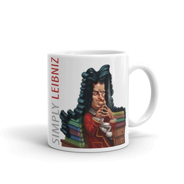 Simply Leibniz Mug