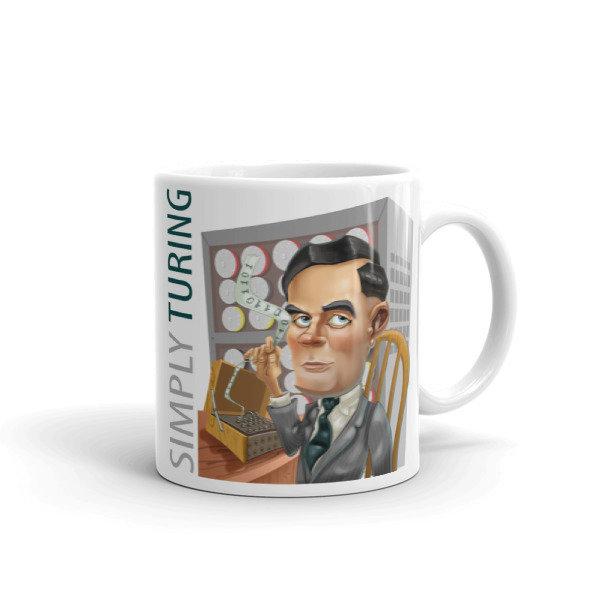 Simply Turing Mug