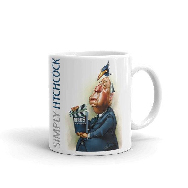 Simply Hitchcock Mug 16636