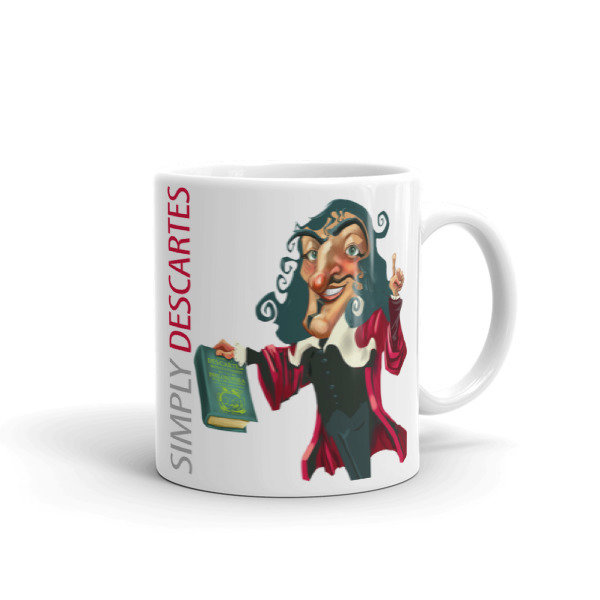Simply Descartes Mug