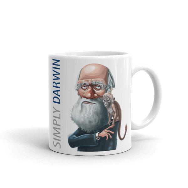 Simply Darwin Mug