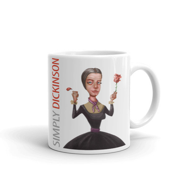 Simply Dickinson Mug