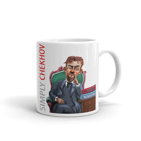 Simply Chekhov Mug