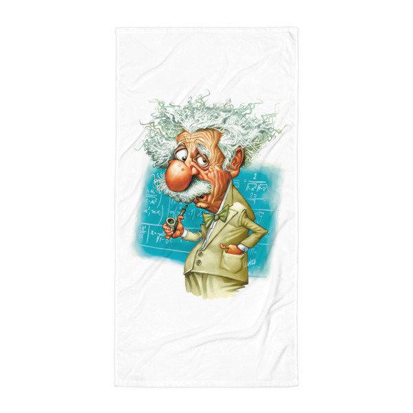 Simply Einstein Towel