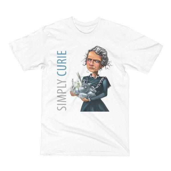 Simply Curie Men's T-Shirt